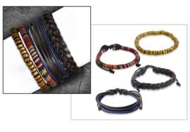Kleurrijke Armbanden Combinatie