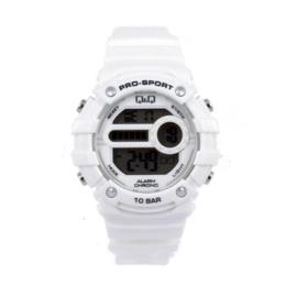 Wit Digitaal Kids Horloge van Q&Q