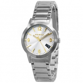 Prisma Dames Classic Edelstaal Horloge P.2192