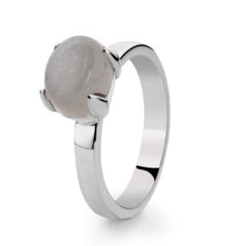 Excellent Jewelry Zilveren Ring met Maansteen