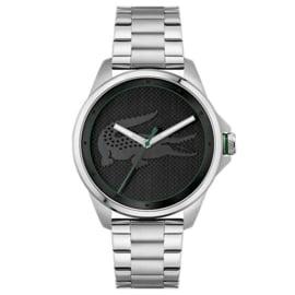Lacoste Le Croc Zilverkleurig Horloge voor Heren