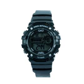 Digitaal Q&Q Kids Horloge met Zwarte Kleur