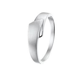 Ring van Zilver / Maat 19