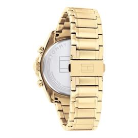 Tommy Hilfiger Heren Horloge met Blauwe Wijzerplaat TH1791834