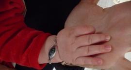 Baby graveer armband in 925 zilver