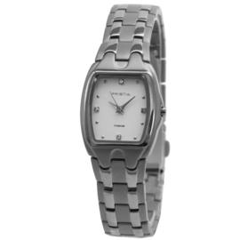 Robuust Titanium Dames Horloge van Prisma