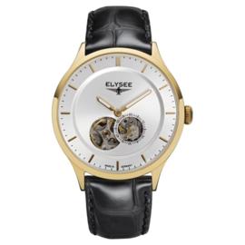 Nestor Edition Elysee Goudkleurig Heren Horloge