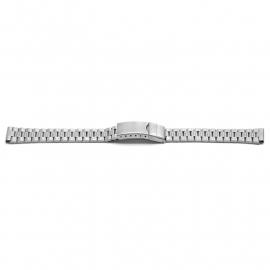 Horlogeband YF06 Schakelband Edelstaal 18x16mm