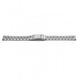 Horlogeband YF07 Schakelband Edelstaal 18/20x18 mm