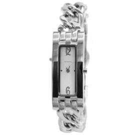 Prisma Elegant Slank Dames Horloge met Schakelband
