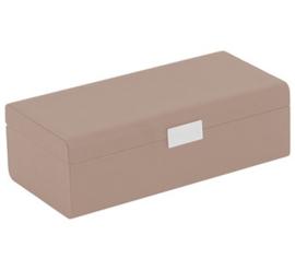 Luxe Beige Sieradenbox