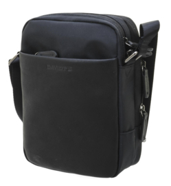 Berckely Zwarte Cross Body Tas van Davidts