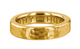 Edelstalen Ring van Tommy Hilfiger | Ringmaat: 18,4mm (TJ2780103E)