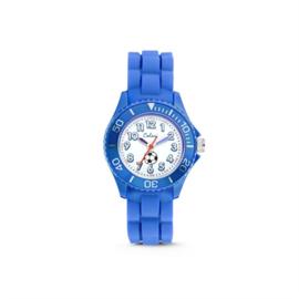 Blauw KIDZ Horloge met Voetbal van Colori Junior