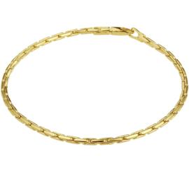 Cardano Armband van Geelgoud