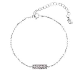 Spark Radiance Zilveren Armband