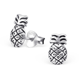Pineapple Ear Studs - Ananas Oorknoppen