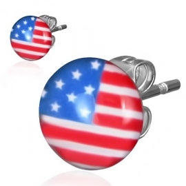 Flag Of The United States studs