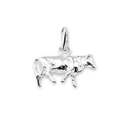 Zilveren Koe Bedel 10.03699