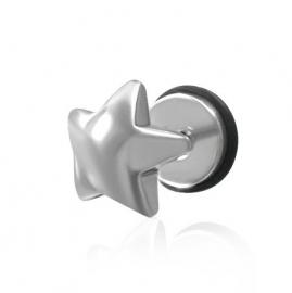 3D Ster Imitatie piercing