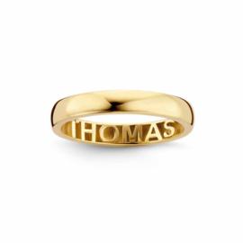 Nomelli Gioia-Promessa Ring van Geelgoud