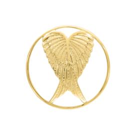 Goudkleurige Vleugels Cover Munt van MY iMenso 33-1425