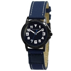 Cool Watch CW.248 Jongens Horloge Canvas Jort Blue