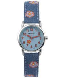 Prisma Kids Horloge met Stoere Denim Horlogeband