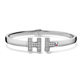 Dames Armband met Zirkonia T en H TJ2700983