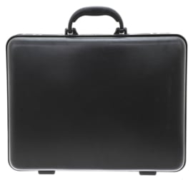 Zwarte Attache-case van Davidts