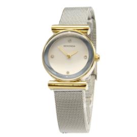 Dames Sekonda Horloge met Goudkleurige Kast