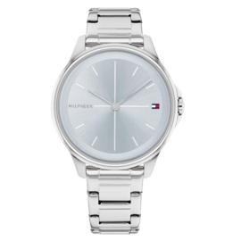 Tommy Hilfiger Zilverkleurig Dames Horloge TH1782353