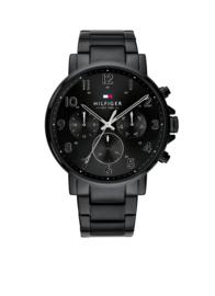 Tommy Hilfiger Daniel Zwart Heren Horloge TH1710383