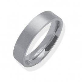 Egale Ring van Edelstaal van C MY STEEL - Graveer Ring