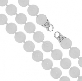 Parel-collier van MY iMenso - Freshwater Shel 27-0513
