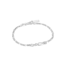 Figaro Chain Bracelet van Ania Haie