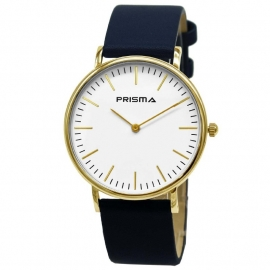 Prisma Horloge Note / Blauw Horlogeband 1620.607G