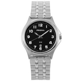 Basic Zilverkleurig Dames Horloge van Prisma