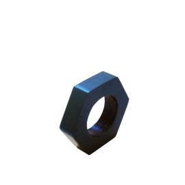 DISX Screw Bedel in Blauwe Kleur