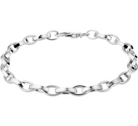Stevige Anker Armband van Zilver