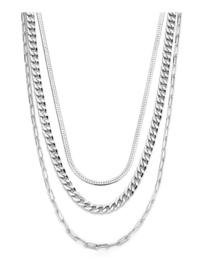 Layerketting Schakels 4,1 mm 41 + 4 cm | Zilver