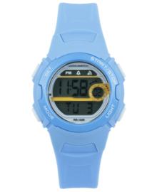 Robuust Digitaal Cool Watch Kids Horloge met Zachtblauwe Kleur