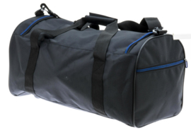 Medium Zwart met Blauwe Travel Bag van Davidts Rapid Air