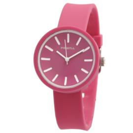 Prisma Modern Roze Dames Horloge