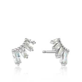 Bar Stud Earrings van Ania Haie