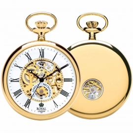 Royal London Heren RL.90049-02 Zakhorloge Edelstaal