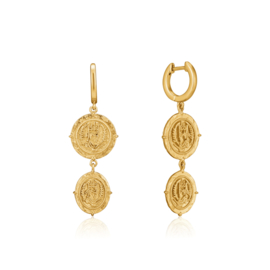 Axum Mini Hoop Earrings van Ania Haie
