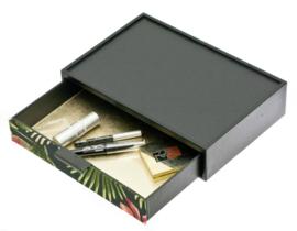 Groene Make-Up Glamour Box van Davidts