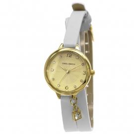 Meiden Wikkel Horloge Bente Wit / Cool Watch CW.261