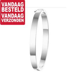 Buis Bangle armband met Scharniersluiting / 60mm